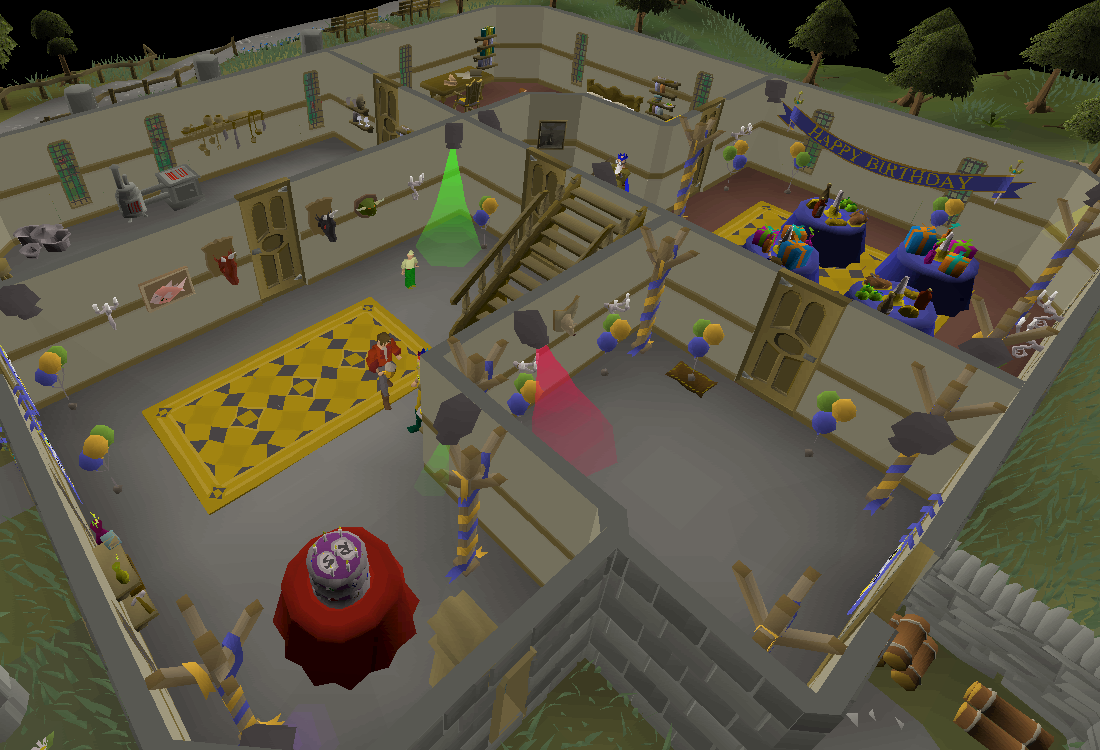 Halloween 2020 Event Old School Rnescape 2020 Birthday event   OSRS Wiki