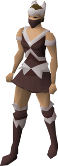 Basic corrupted armour (female) equipped.png