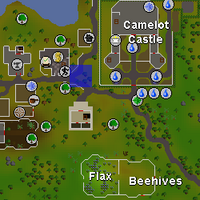 Hot cold clue - near Seers' bank map.png