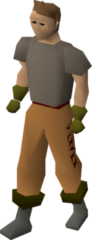 OSRS Leather Gloves