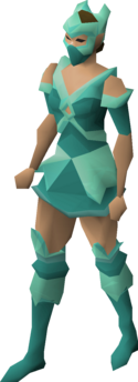 Attuned crystal armour (female) equipped.png