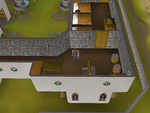 Emote clue - bow edgeville monastery.png