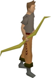 Willow longbow equipped.png