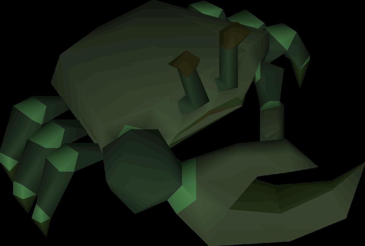 Raw dark crab - OSRS Wiki