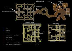 Mourner Tunnels & Temple of Light map.png