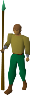 Iron spear(kp) equipped.png