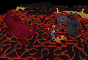 TzHaar Fight Cave/Strategies - OSRS Wiki
