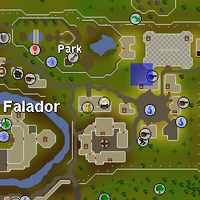 Hot cold clue - outside party room map.png