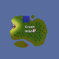 Hot cold clue - Crash Island map.png