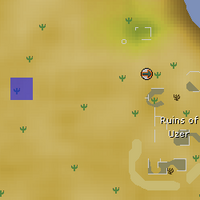 Hot cold clue - West of Uzer map.png