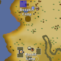 Hot cold clue - Bedabin Camp map.png