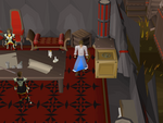 Emote clue - shrug Shayzien command tent.png