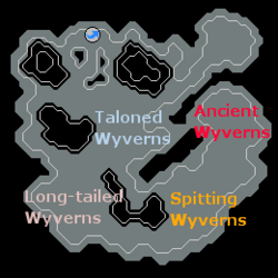 Wyvern Cave map.png