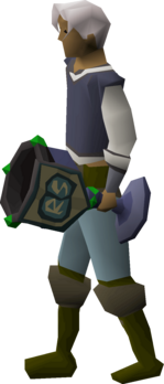 Trailblazer mithril trophy equipped.png
