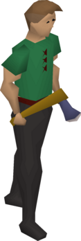 Blessed axe equipped.png