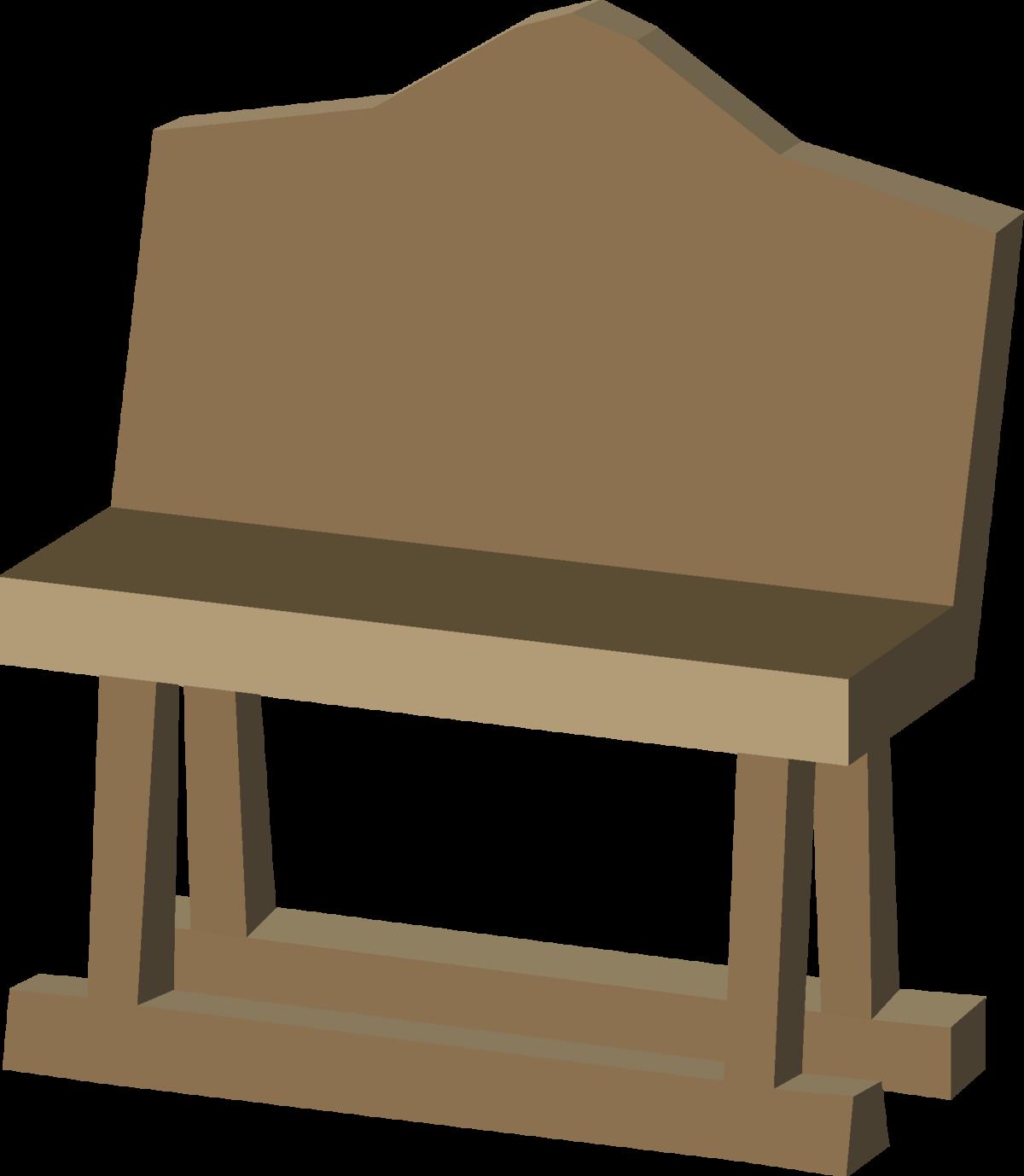 Oak Bench Osrs Wiki