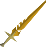 Saradomin's blessed sword detail.png