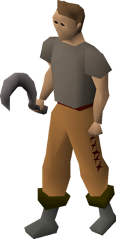 Silver sickle equipped.png