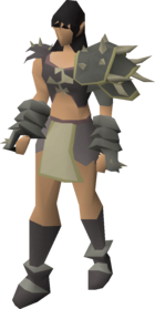 Bandos armour (female) equipped.png