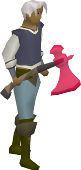 Corrupted axe equipped.png