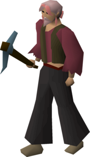Broken pickaxe (rune) equipped.png