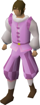 Pink elegant clothing (male) equipped.png