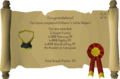 Icthlarin's Little Helper reward scroll.png