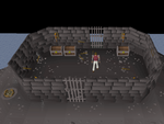 Emote clue - clap magic axe hut.png