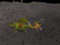 Cryptic clue - kill green dragon.png