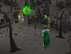 Crazy archaeologist - OSRS Wiki