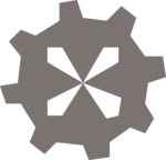The Silver Cog logo.png