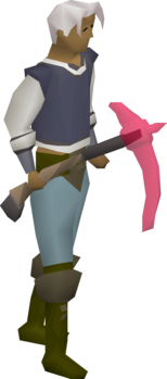 Corrupted pickaxe equipped.png