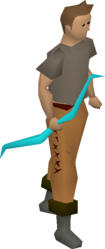 Cursed goblin bow equipped.png