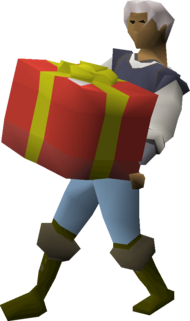 Giant present equipped.png