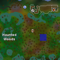 Hot cold clue - Haunted Woods map.png