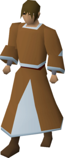 Trimmed monk's robes equipped.png