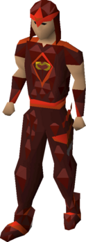 Zamorak blessed dragonhide armour equipped.png