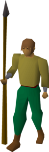 Iron spear equipped.png