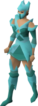 Perfected crystal armour (female) equipped.png