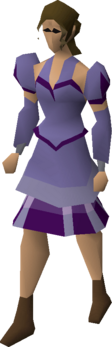 Purple elegant clothing (female) equipped.png