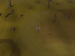 Hot cold clue - north of GE.png