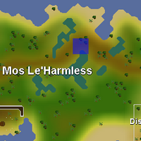 Hot cold clue - northern Mos Le'Harmless map.png