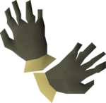 Starter Account with Barrow Gloves