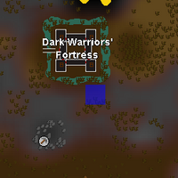 Hot cold clue - SE of Dark Warriors' Fortress map.png