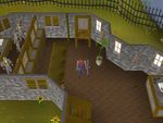 Emote clue - raspberry fishing guild bank.png