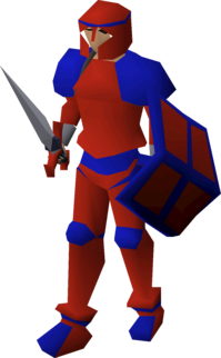 Decorative armour (red) equipped.png