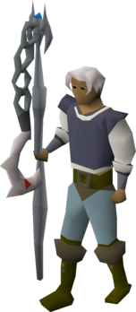 Blisterwood flail equipped.png