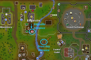 Collecting Red Spiders Eggs Osrs Wiki