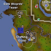 Hot cold clue - outside Crafting Guild map.png