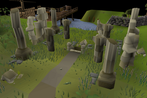 Witchaven Dungeon - OSRS Wiki